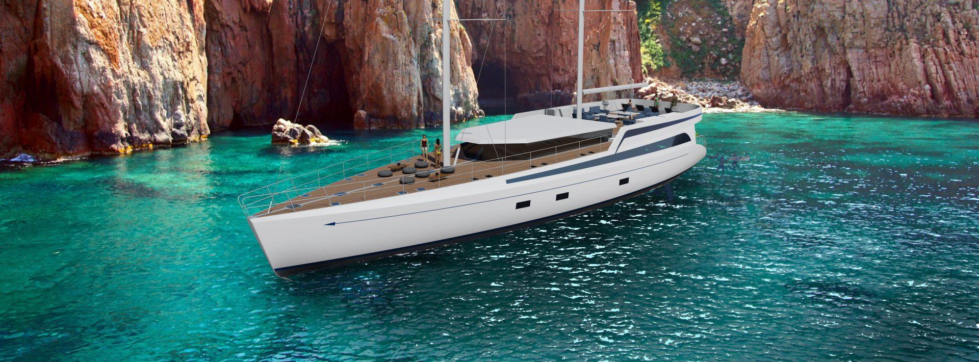 OceanBel 40 Oceanbel 128 Sailing Yacht