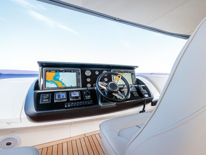 steering cabin oceanbel
